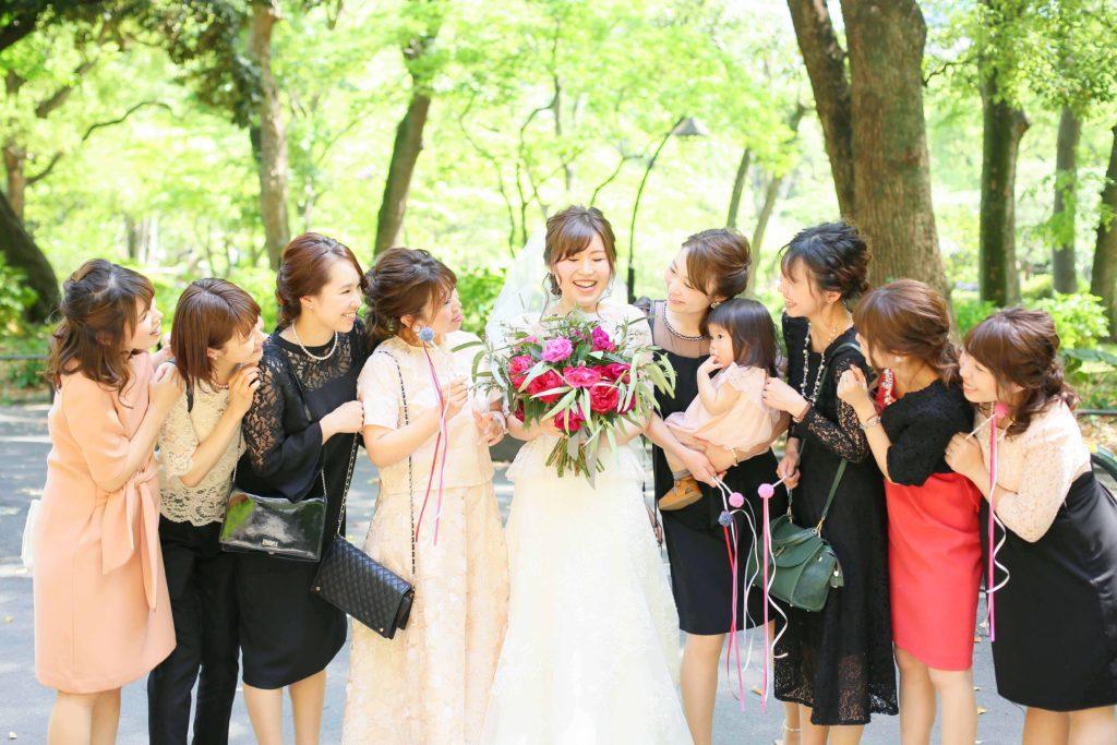 日比谷パレス|結婚式持ち込み写真撮影【mint】外注カメラマン