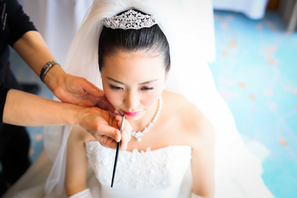 グランドヒル市ヶ谷、結婚式写真撮影【mint】外注持ち込みカメラマン