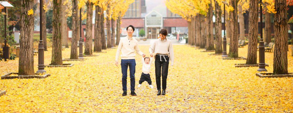 立川・八王子の家族写真ならmintへ!人気カメラマンにお任せください♪出張ファミリーフォト撮影