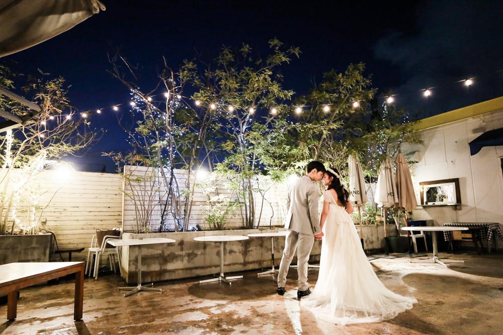 青いナポリ二次会撮影【MINT】結婚式持ち込みカメラマン・外注写真