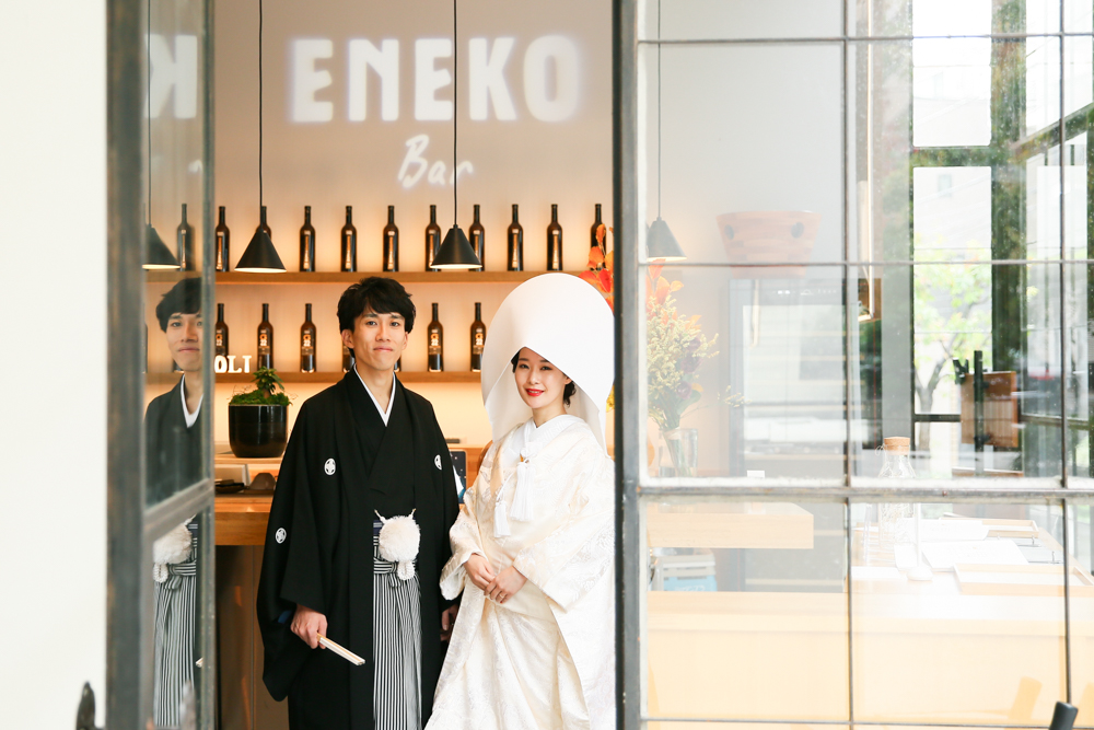 エネコ東京・結婚式写真撮影2020【mint】持ち込みカメラマン・外注|ENEKO TOKYO