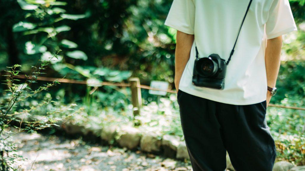 最強カメラバッグ【プロカメラマンおすすめ】ノースフェイス・ダッフルバッグ