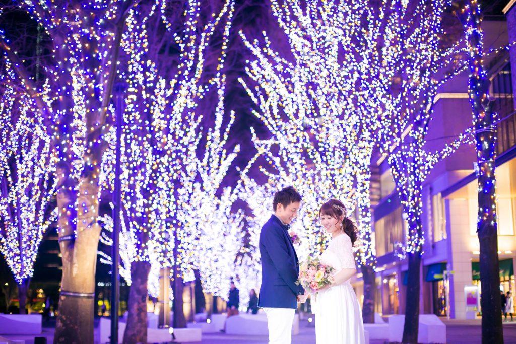 二次会&ナイトロケの写真撮影in横浜【MINT】出張結婚式カメラマン